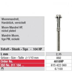 Mandrin Moore - 4018HP