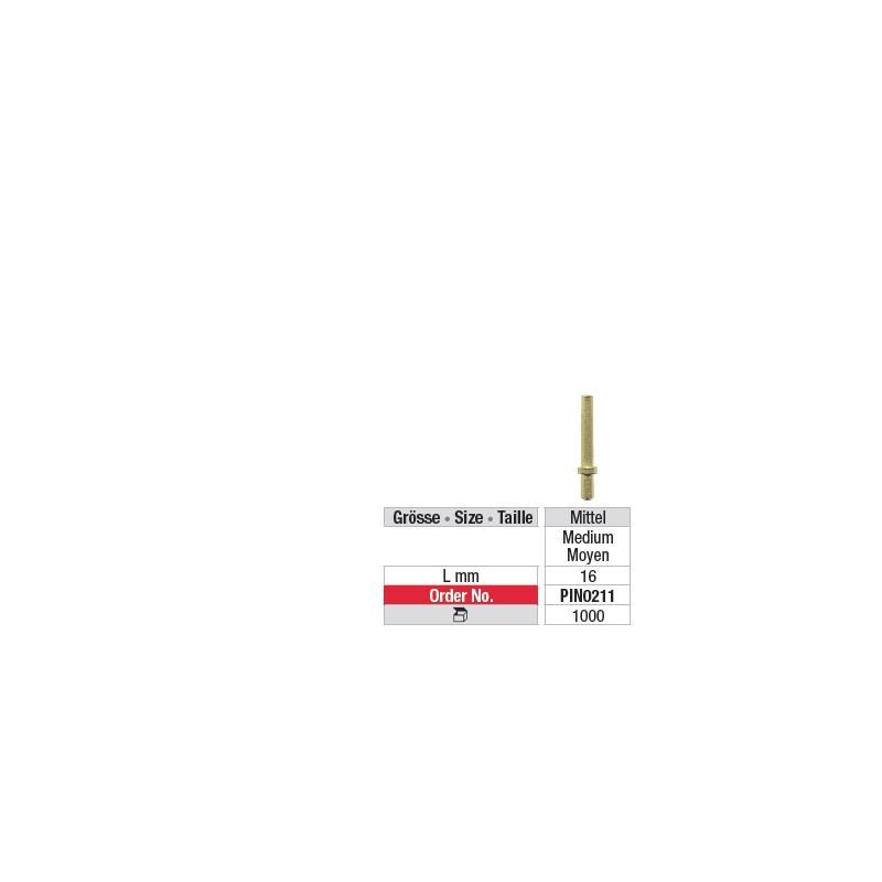 Pins de duplication avec manchette - PIN0211