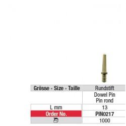 Pins de duplication avec manchette - PIN0217