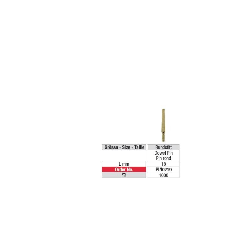 Pin rond - PIN0219