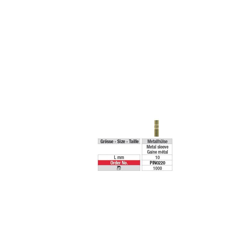 Gaine métal - PIN0220