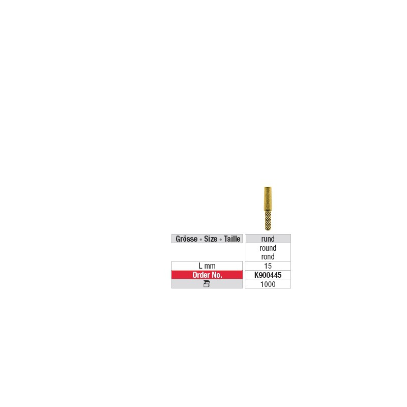 Pin conique - K900445