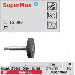Fraise SuperMax roue - 9001.140HP