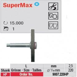 Fraise SuperMax roue - 9007.220HP