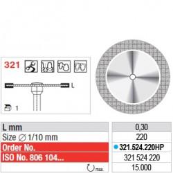 Disque diamanté FLEX - 321.524.220HP
