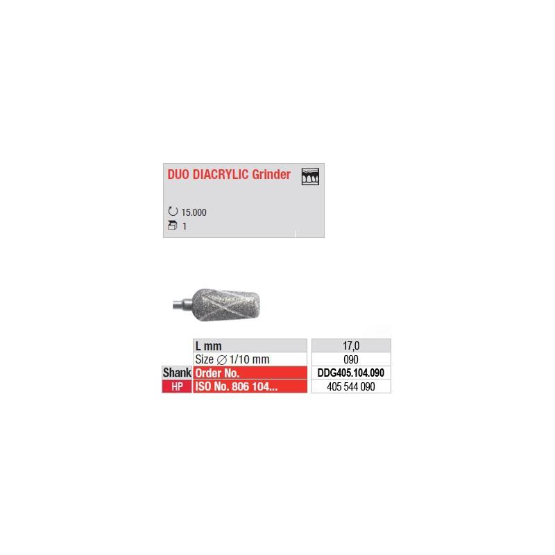 Fraise diamantée de modelage - DDG405.104.090