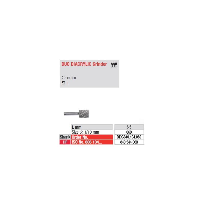 Fraise diamantée de modelage - DDG840.104.060