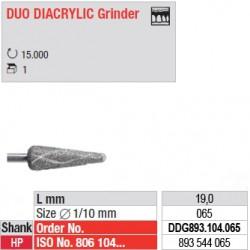 Fraise diamantée de modelage - DDG893.104.065