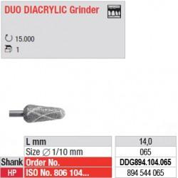 Fraise diamantée de modelage - DDG894.104.065