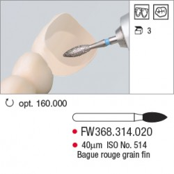 Diamant WhiteTiger - FW368.314.020