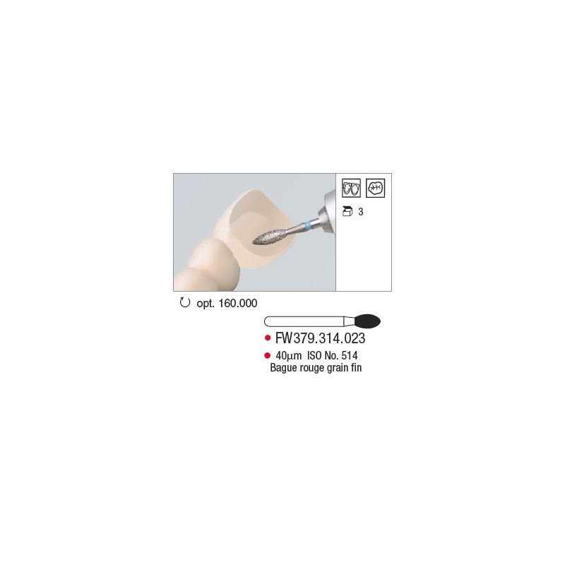 Diamant WhiteTiger - FW379.314.023