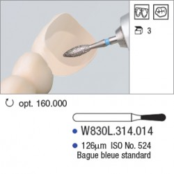 Diamant WhiteTiger - W830L.314.014