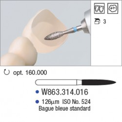 Diamant WhiteTiger - W863.314.016