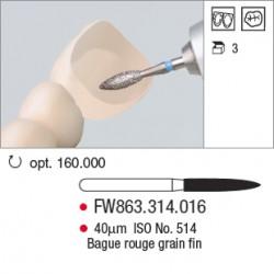Diamant WhiteTiger - FW863.314.016