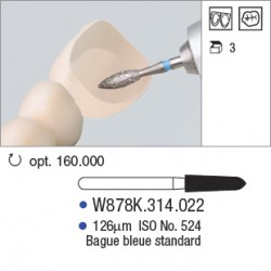 Diamant WhiteTiger - W878K.314.022