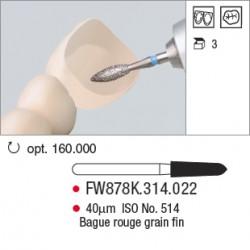 Diamant WhiteTiger - FW878K.314.022