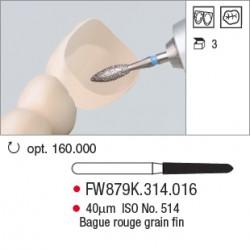 Diamant WhiteTiger - FW879K.314.016