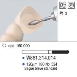 Diamant WhiteTiger - W881.314.014