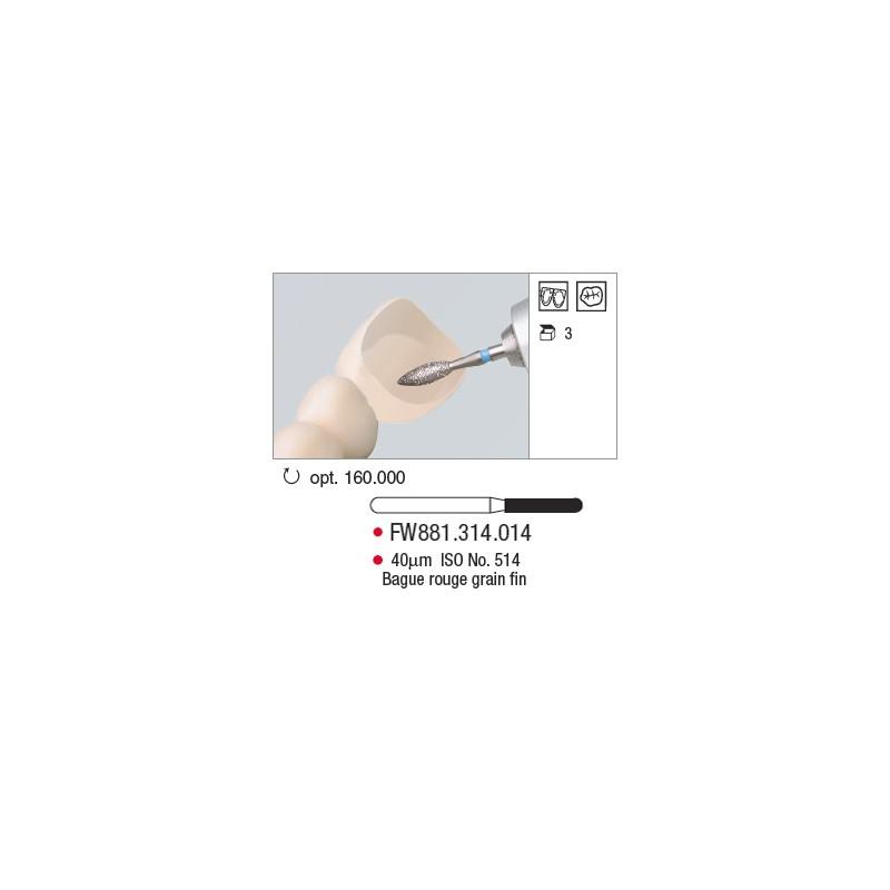 Diamant WhiteTiger - FW881.314.014