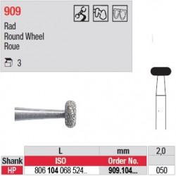 Diamant PM roue arrondie - 909.104.050