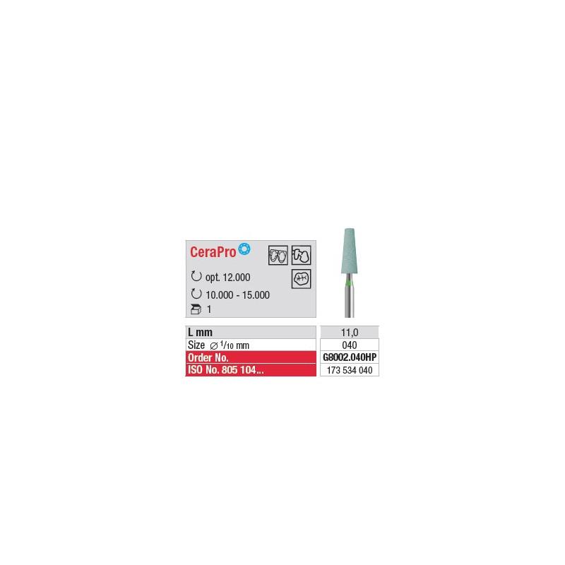CeraPro - G8002.040HP