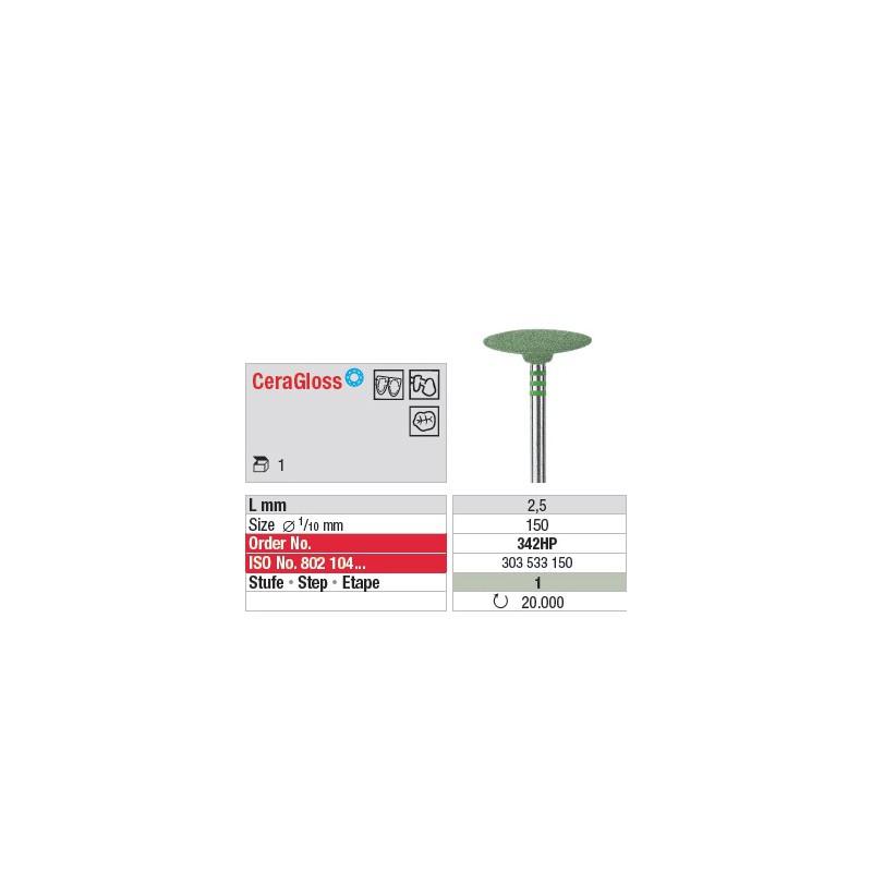 CeraGloss - Etape 1 - 342HP