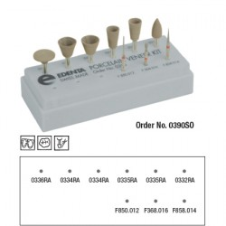 Porcelain Veneer Kit - 0390SO