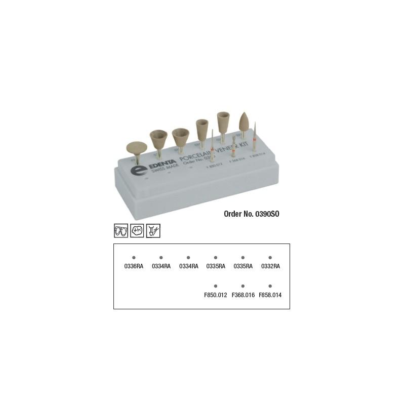 Porcelain Veneer Kit - 0390SO