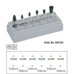 Amalgam Veneer Kit - 0991SO
