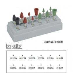 Amalgam Polishing Kit - 0990SO