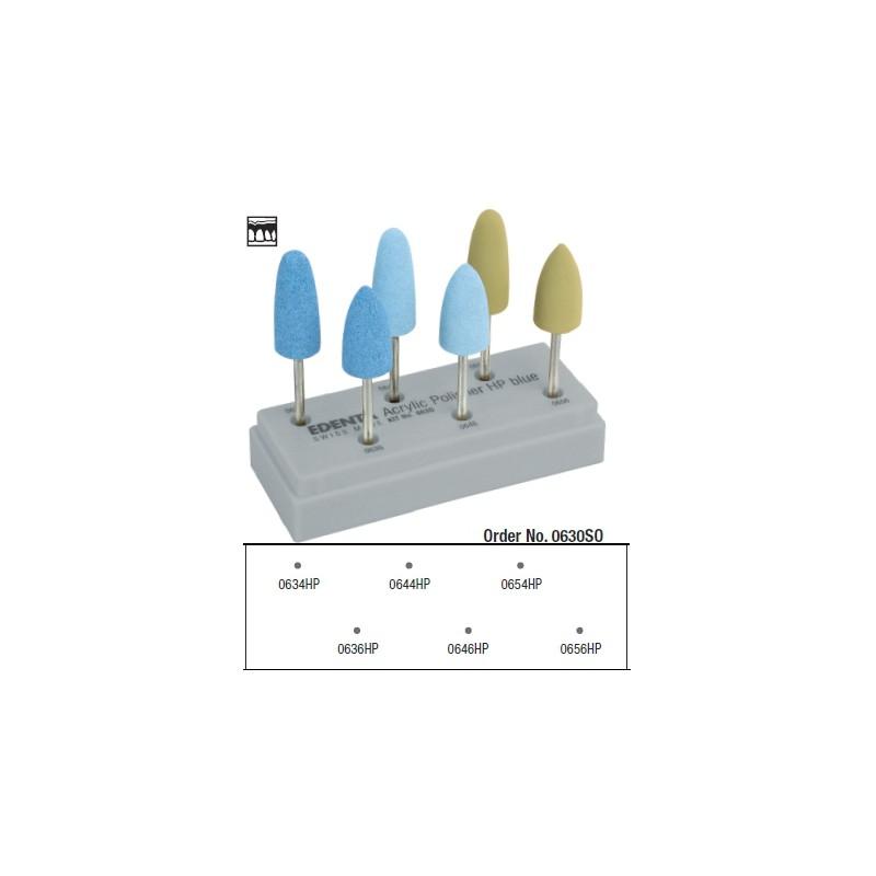Acrylic Polisher blue Kit - 0630SO