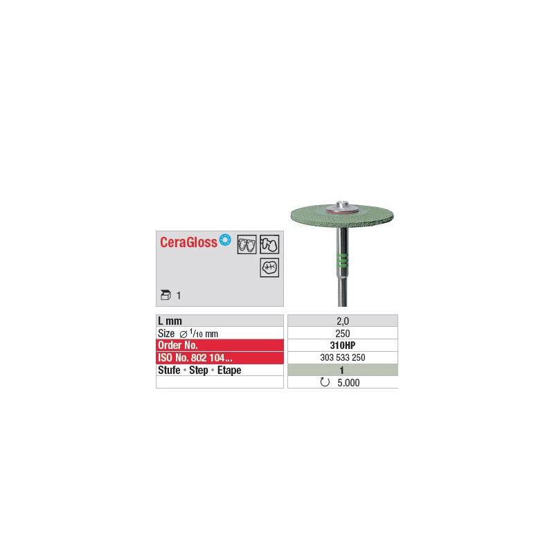 CeraGloss - Etape 1 - 310HP