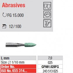 Abrasives - GF661.025FG