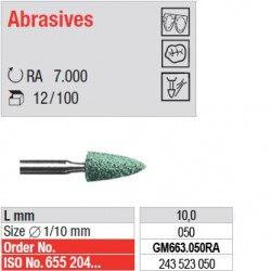 Abrasives - GM663.050RA