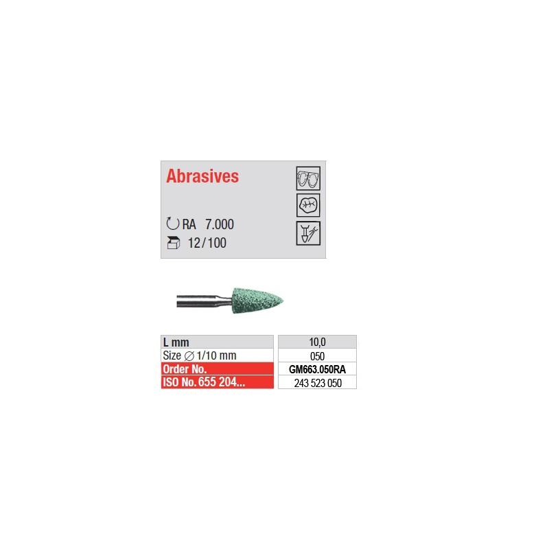 Abrasives - GM663.050RA