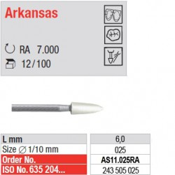 Arkansas - AS11.025RA
