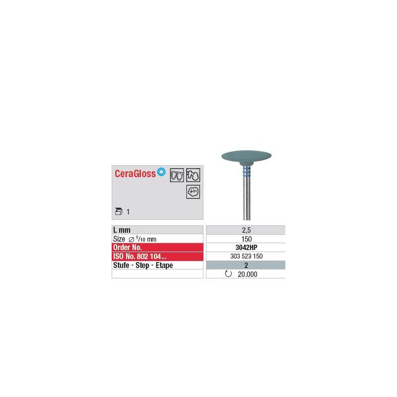 CeraGloss - Etape 2 - 3042HP