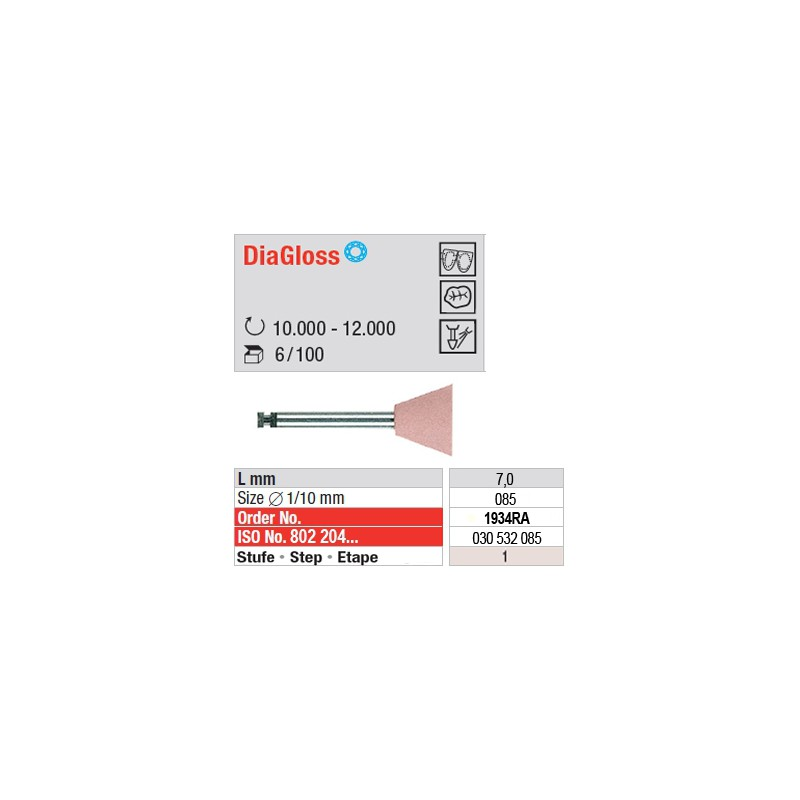 DiaGloss - étape 1 - 1934RA