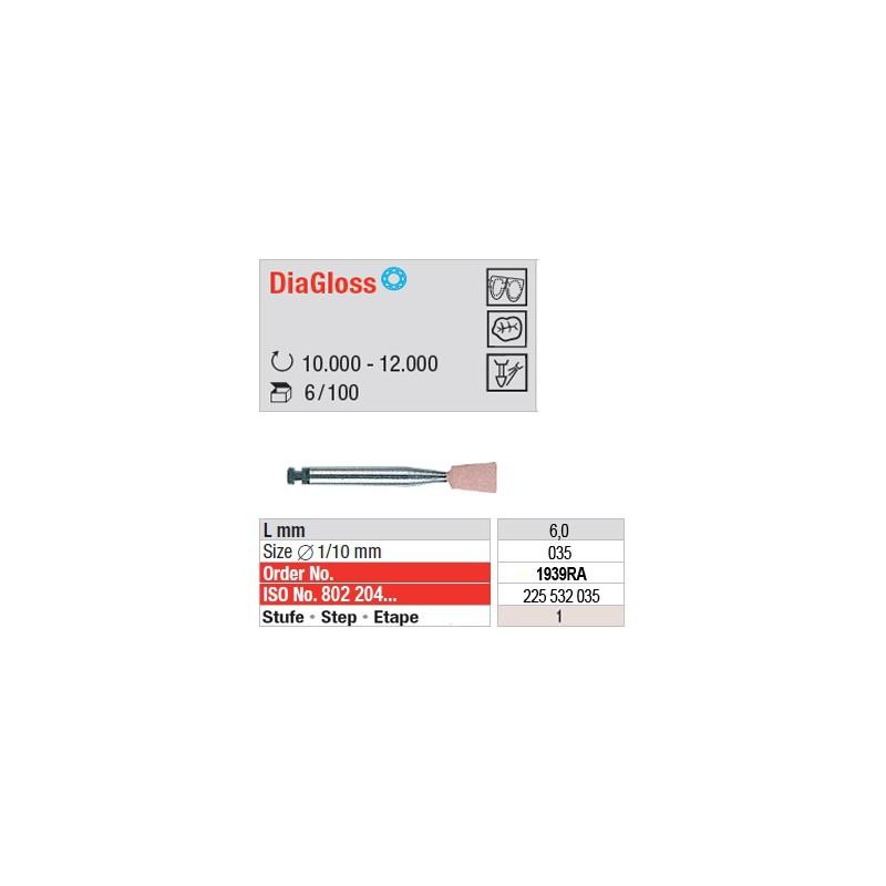DiaGloss - étape 1 - 1939RA