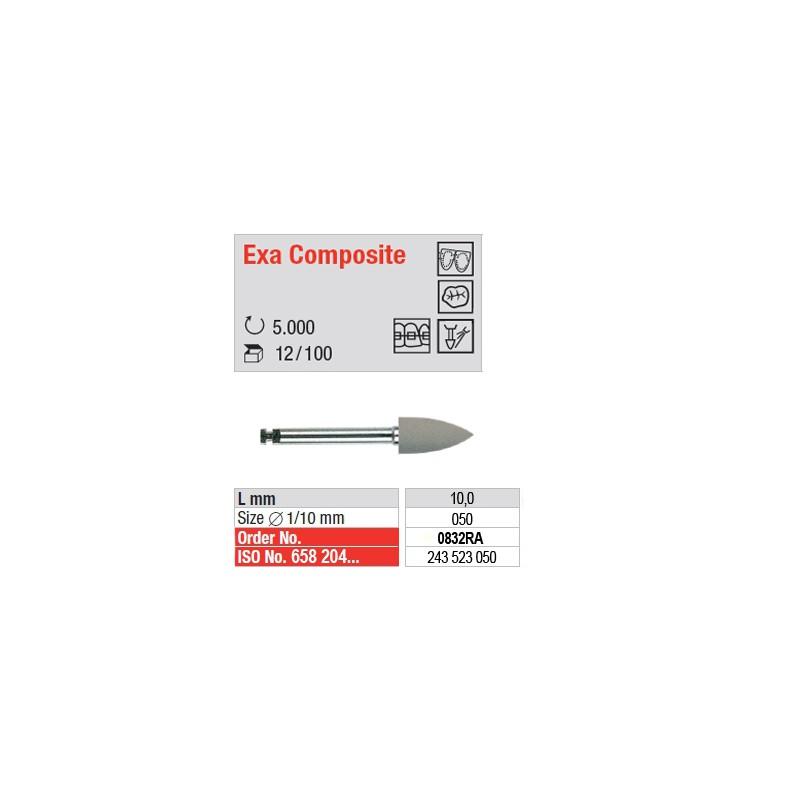Exa Composite - 0832RA
