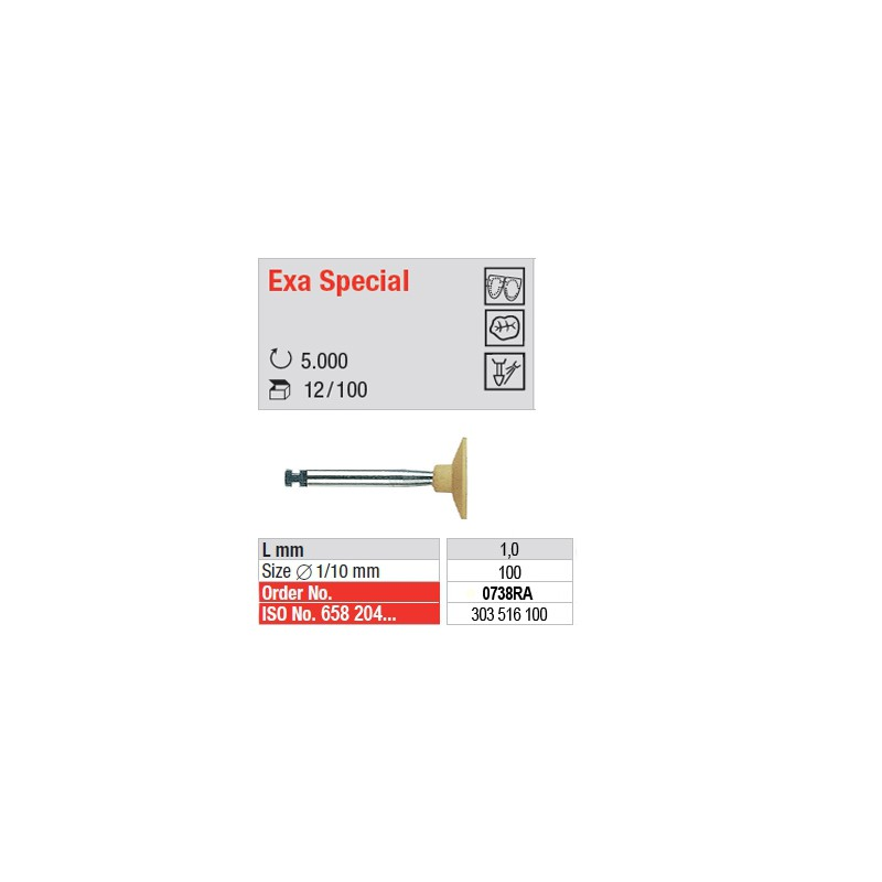 Exa Special - 0738RA