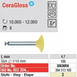 CeraGloss - étape 3 - 30036RA