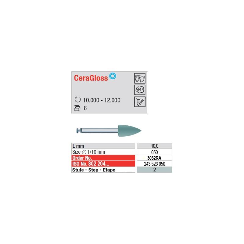 CeraGloss - étape 2 - 3032RA