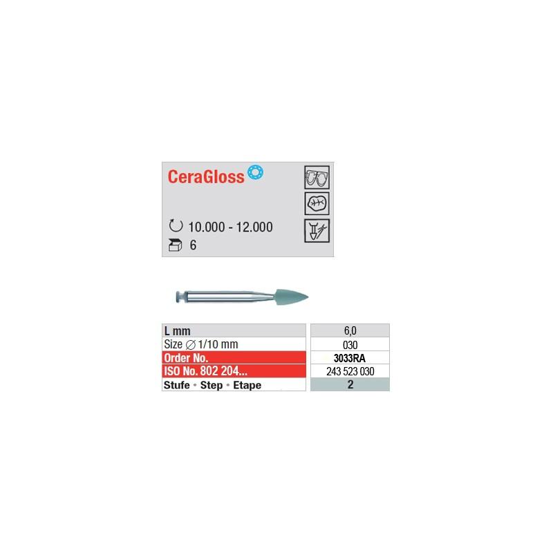 CeraGloss - étape 2 - 3033RA