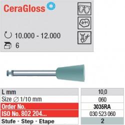 CeraGloss - étape 2 - 3035RA