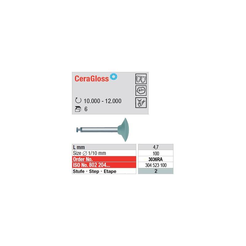 CeraGloss - étape 2 - 3036RA