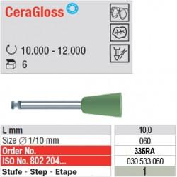 CeraGloss - étape 1 - 335RA