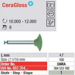 CeraGloss - étape 1 - 336RA