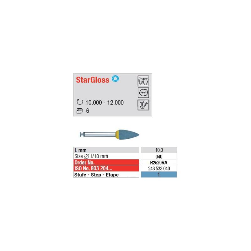 StarGloss - étape 1 - R2520RA