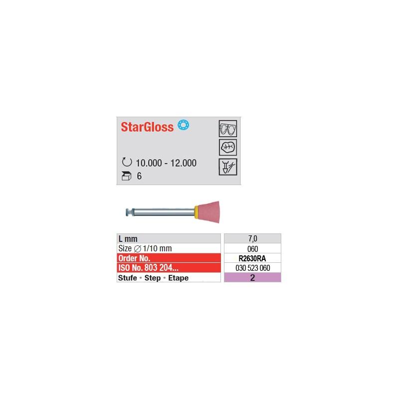 StarGloss - étape 2 - R2630RA